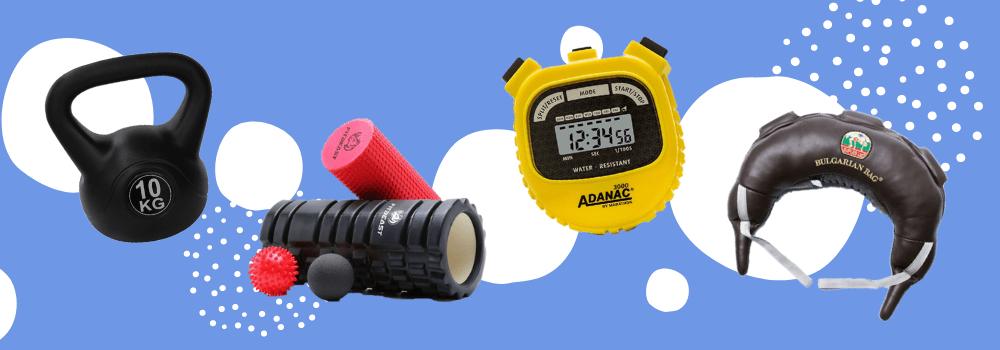 personal training equipment
