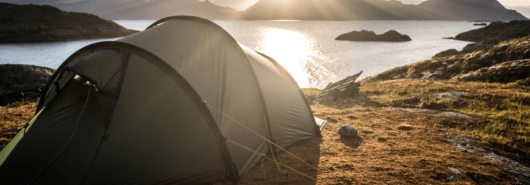 wild camping uk