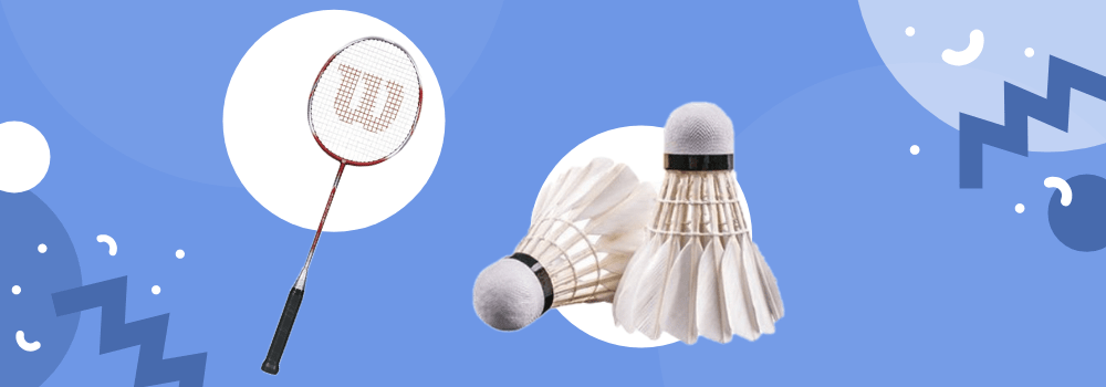 badminton equipment kit list