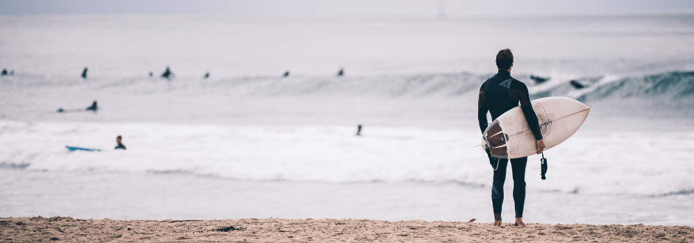 Benefits of Learning to Surf in Your 50s