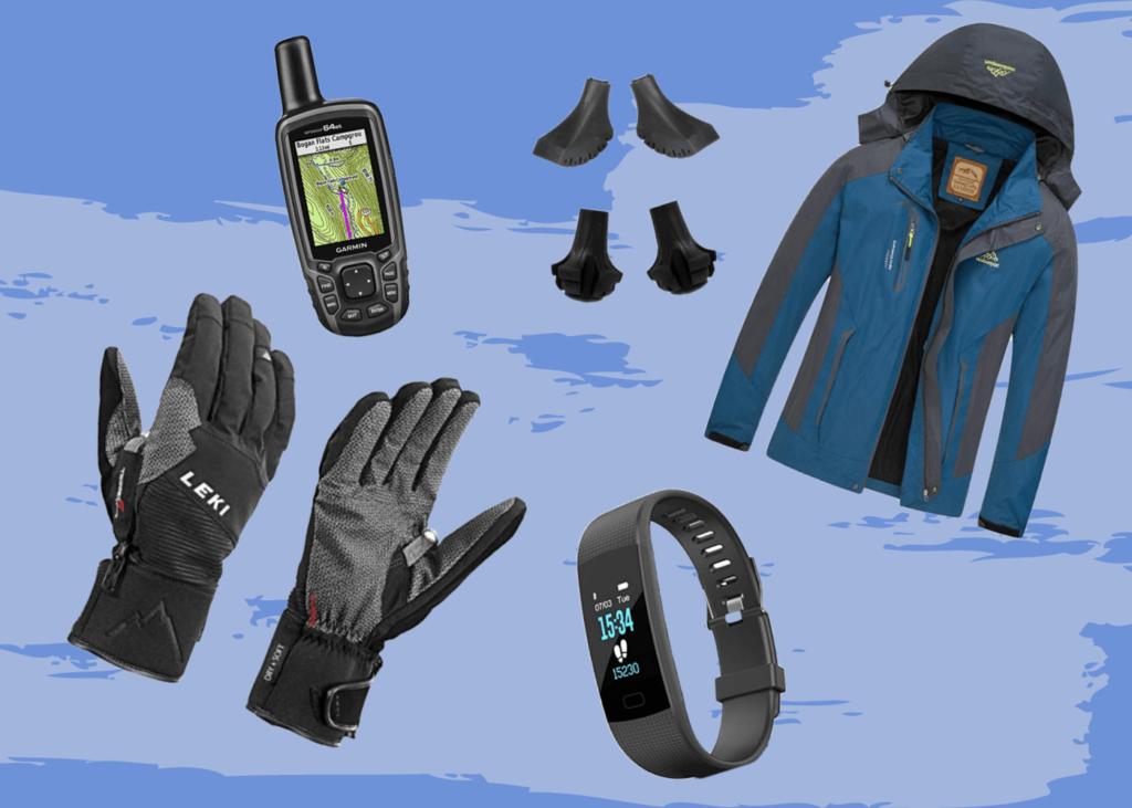 nordic walking accessories