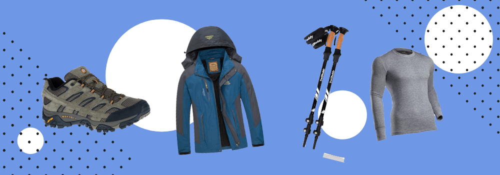 walking equipment for beginners