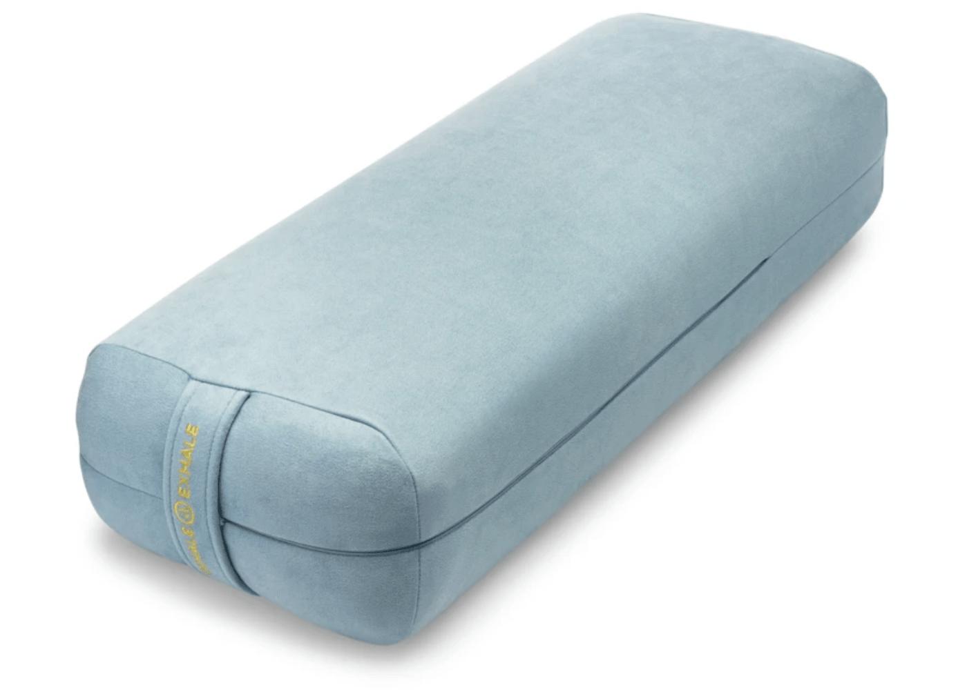 eco yoga bolster cushion