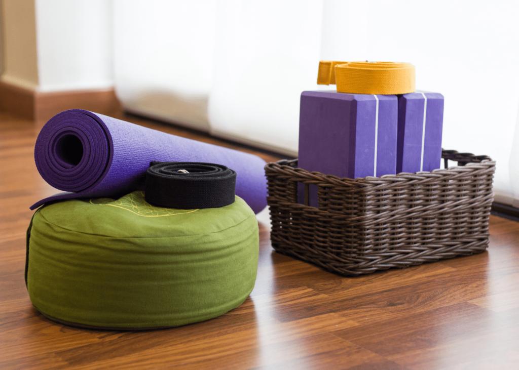 pilates head cushions, pillows, pads and blocks