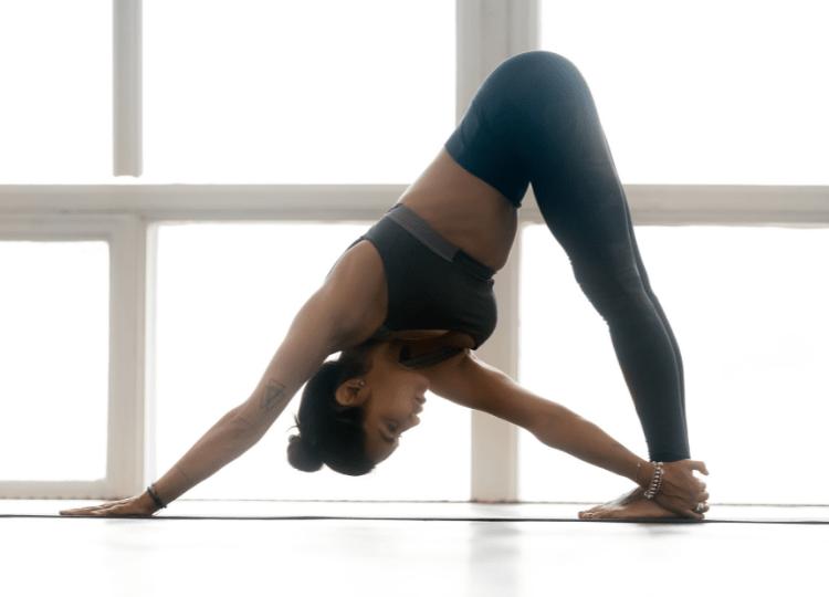 X Plank Exercise Image