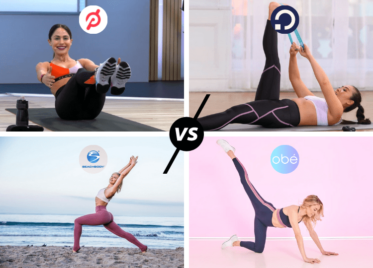 obe vs peloton vs openfit vs beachbody
