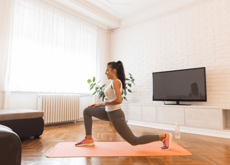 best online fitness program and app for home workouts
